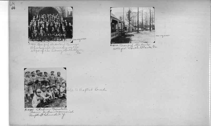 Mission Photograph Album - Cities #5 page 0064