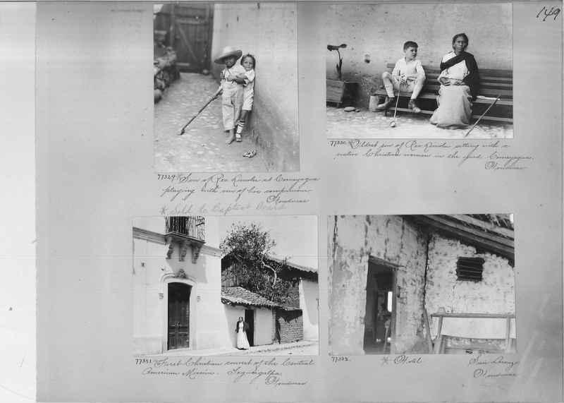 Mission Photograph Album - Panama #03 page 0149