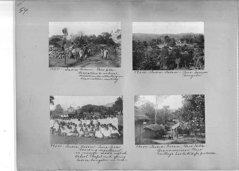 Mission Photograph Album - India #09 Page 0054