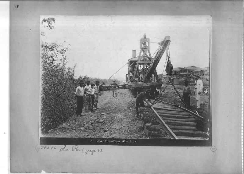 Mission Photograph Album - Panama OP #01 0018