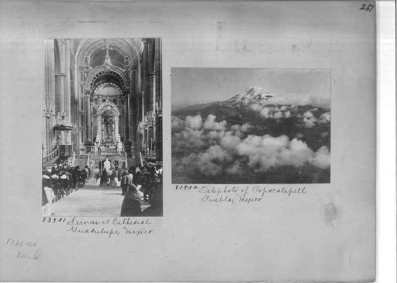 Mission Photograph Album - Mexico #06 page 0267