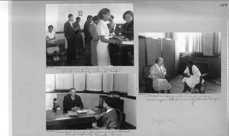 Mission Photograph Album - Negro #6 page 0145