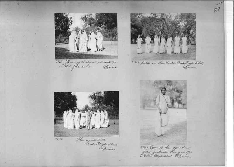 Mission Photograph Album - India #09 Page 0083