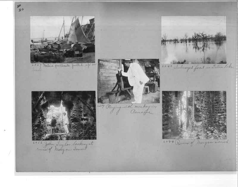 Mission Photograph Album - Panama #1 page  0030