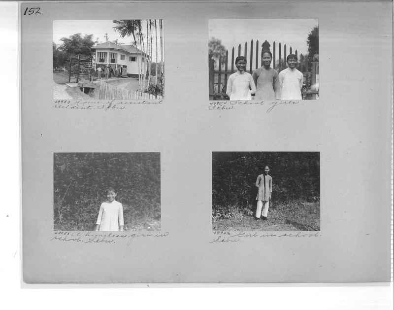 Mission Photograph Album - Malaysia #5 page 0152