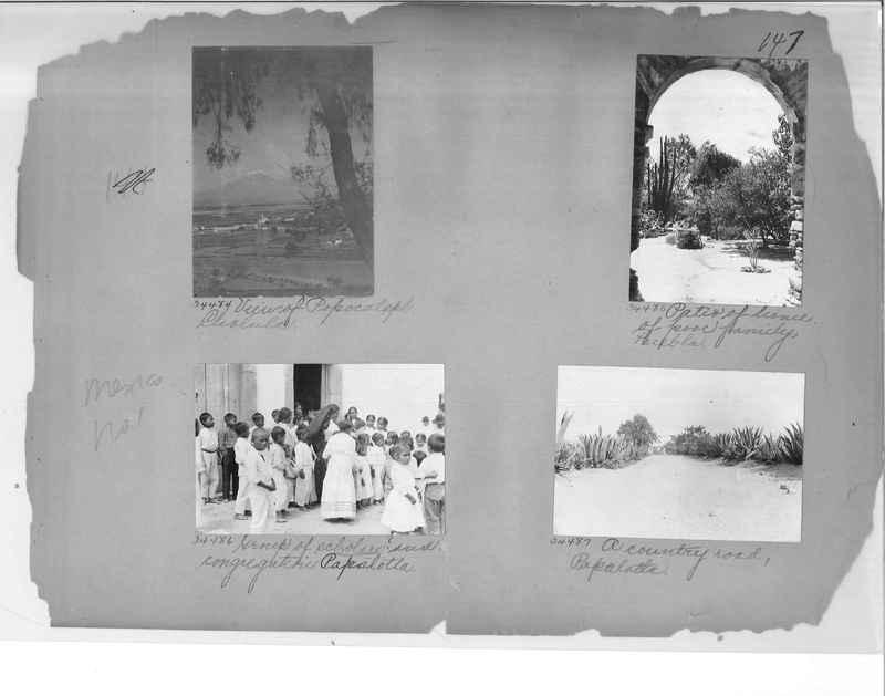 Mission Photograph Album - Mexico #01 Page_0147