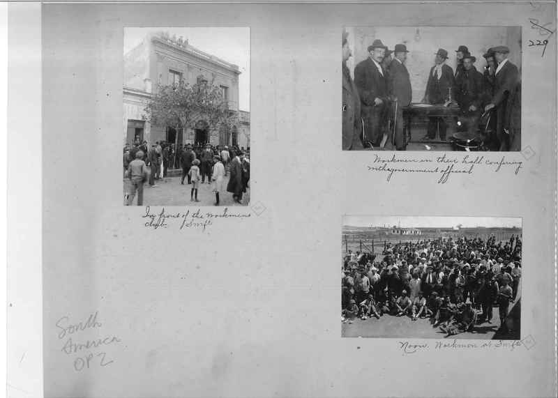 Mission Photograph Album - South America O.P. #2 page 0229