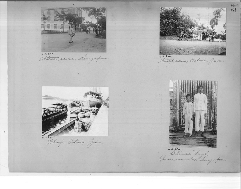 Mission Photograph Album - Malaysia #2 page 0189