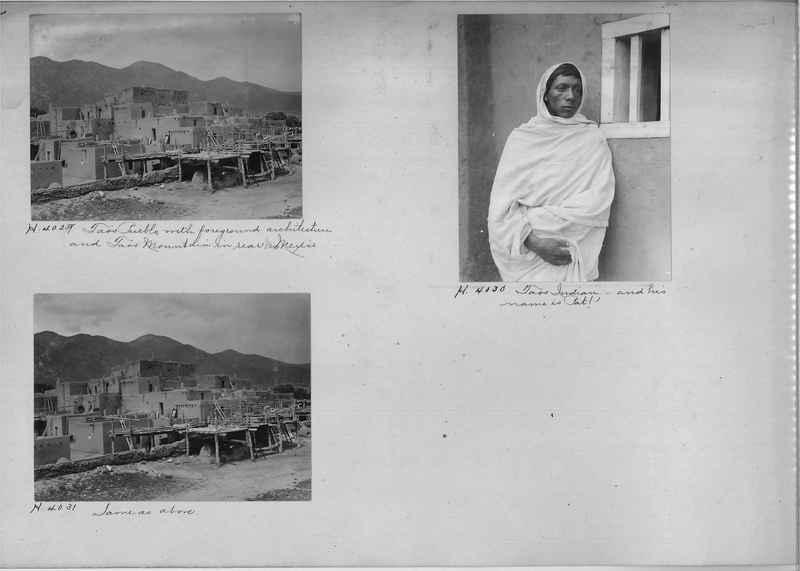 Mission Photograph Albums - Indians #1 page 0072