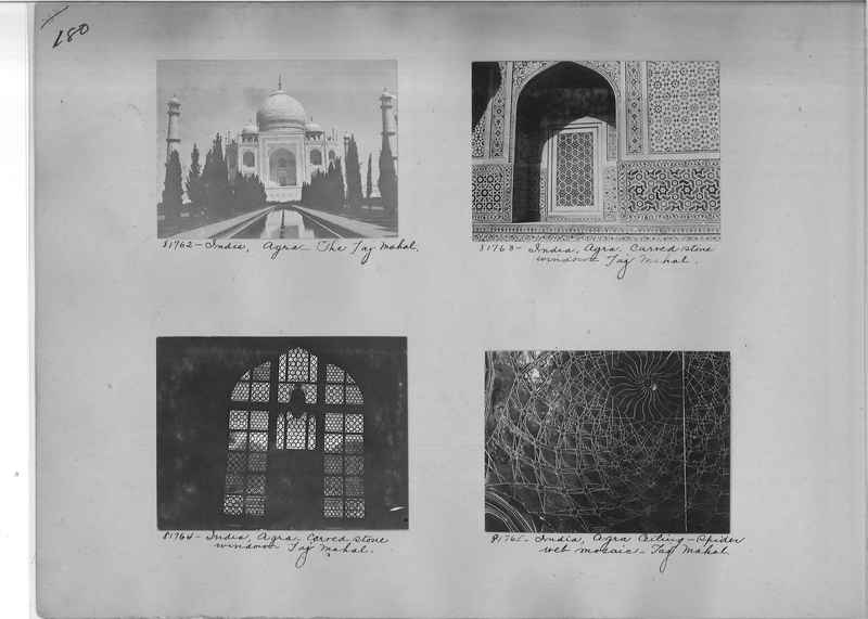 Mission Photograph Album - India #09 Page 0180