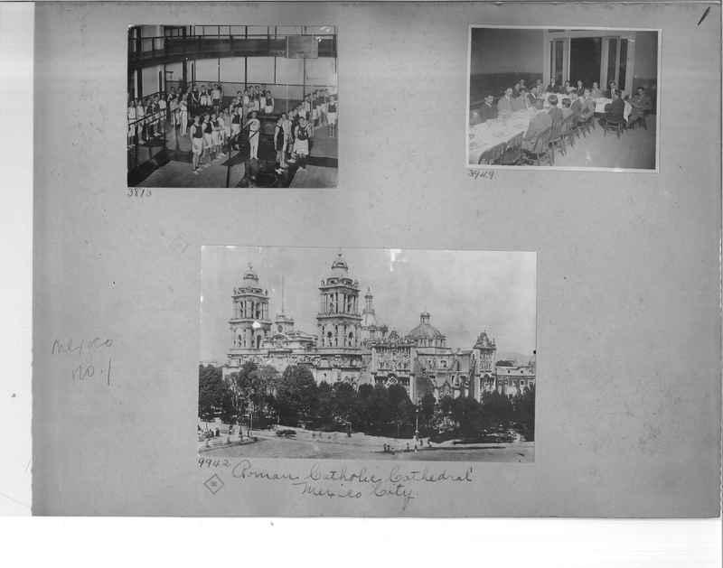 Mission Photograph Album - Mexico #01 Page_0001