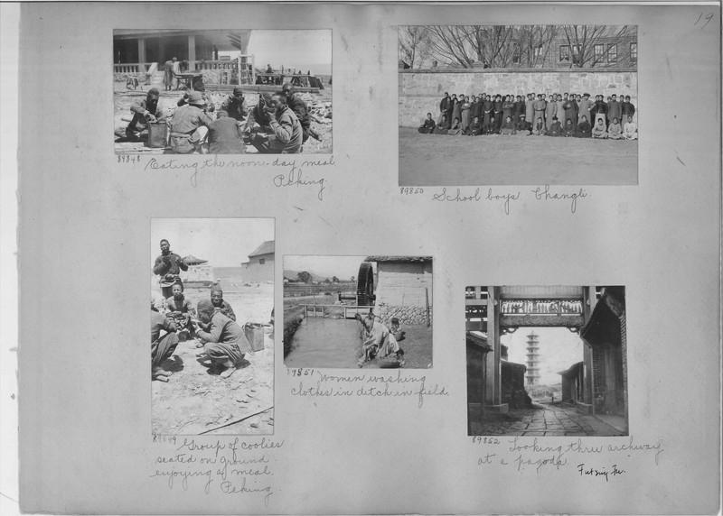 Mission Photograph Album - China #14 page 0019