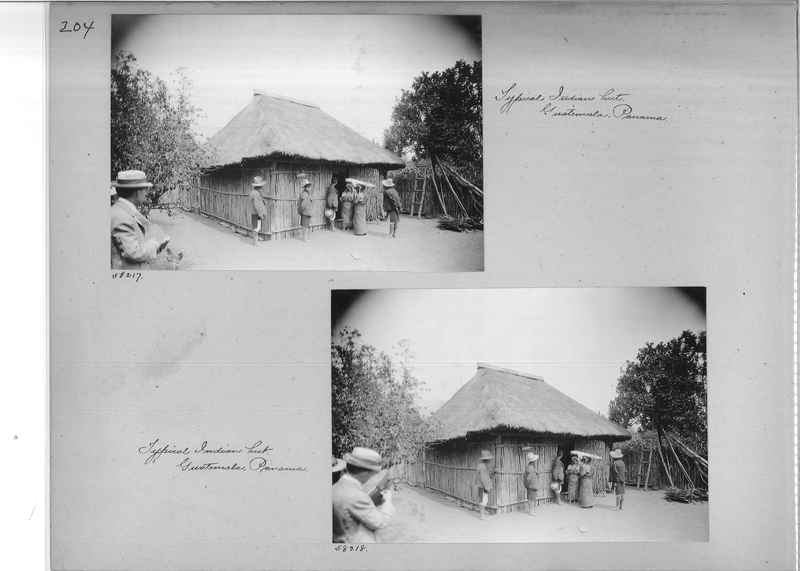 Mission Photograph Album - Panama #02 page 0204