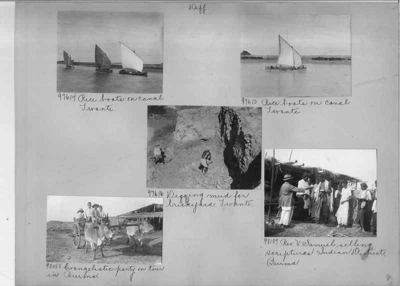 Mission Photograph Album - Burma #2 page 0041