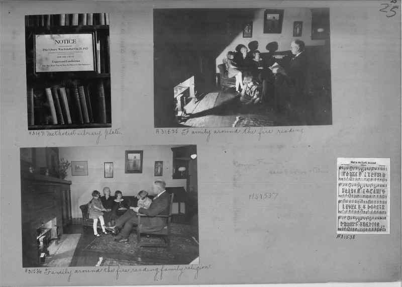 Mission Photograph Album - Miscellaneous #03 Page_0025