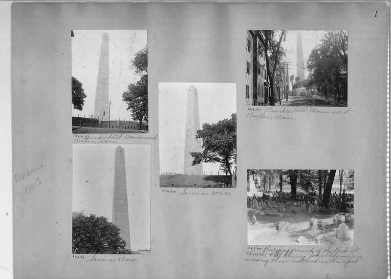 Mission Photograph Album - America #3 page 0001