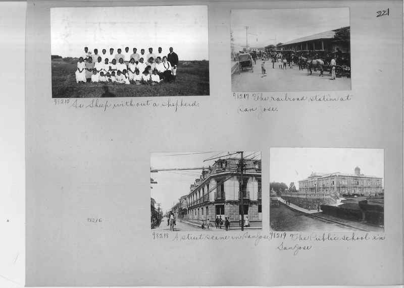 Mission Photograph Album - Panama #04 page 0221