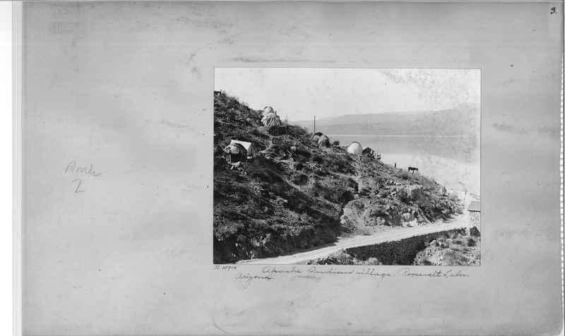 Mission Photograph Album - America #2 page 0003