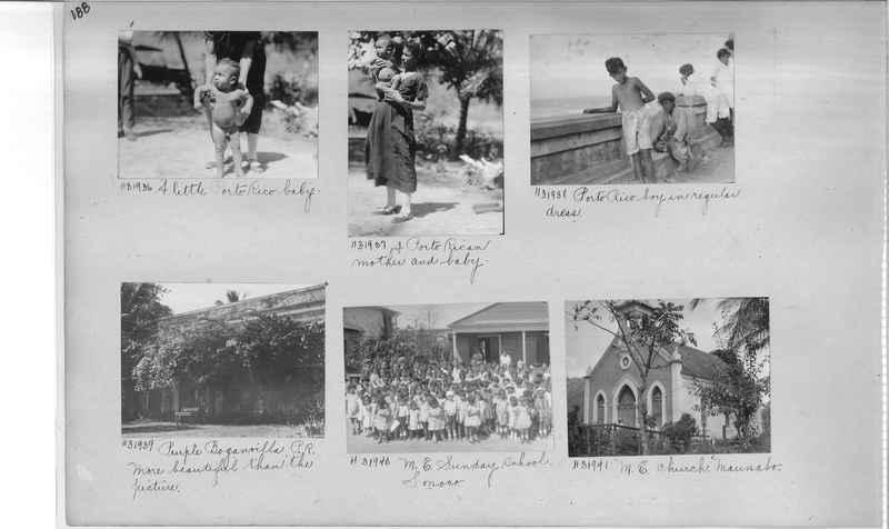 Mission Photograph Album - Puerto Rico #3 page 0188
