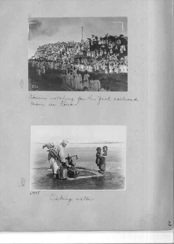 Mission Photograph Album - Japan and Korea #01 Page 0023