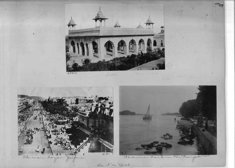 Mission Photograph Album - India - O.P. #01 Page 0179