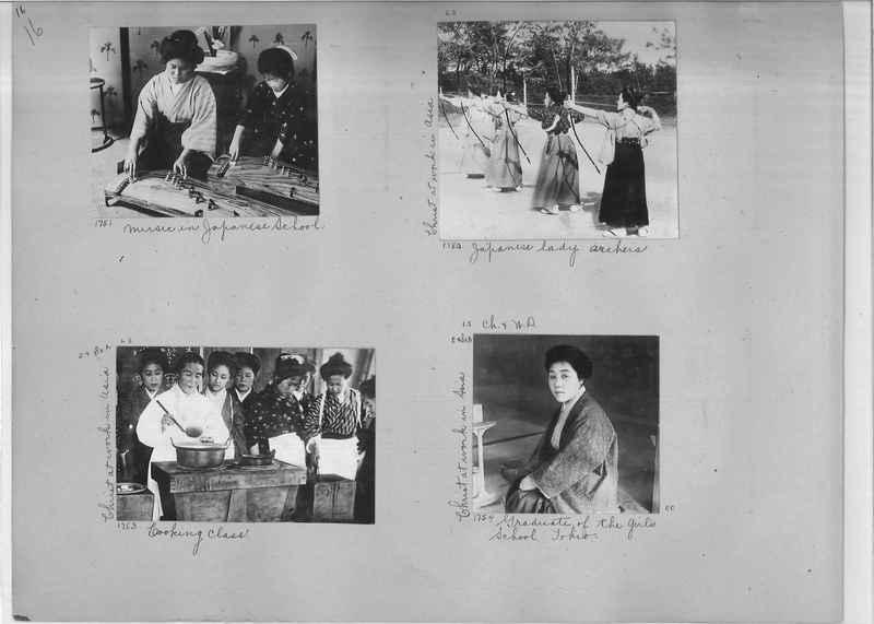 Mission Photograph Album -  Japan #01 Page 0016
