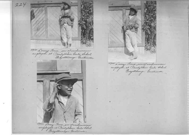Mission Photograph Album - Panama #02 page 0224