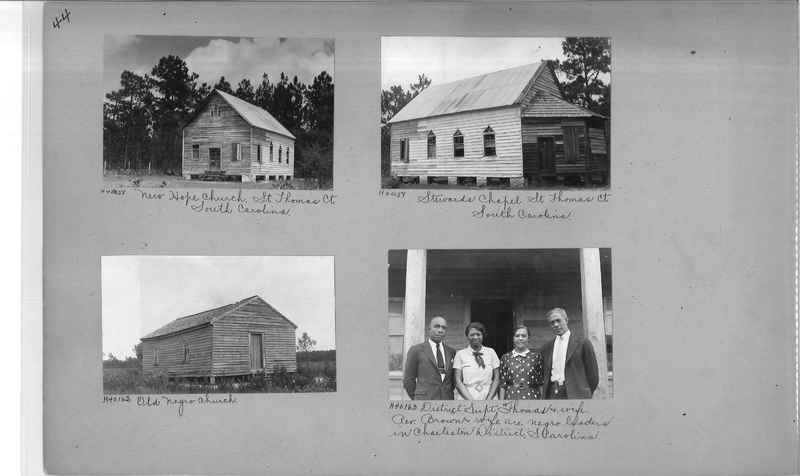 Mission Photograph Album - Negro #6 page 0044