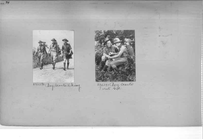 Mission Photograph Album - Religious Education #1 page 0094