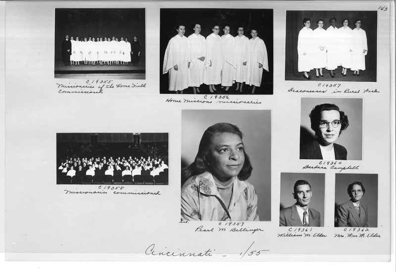 Mission Photograph Album - Portraits #08 Page 0143