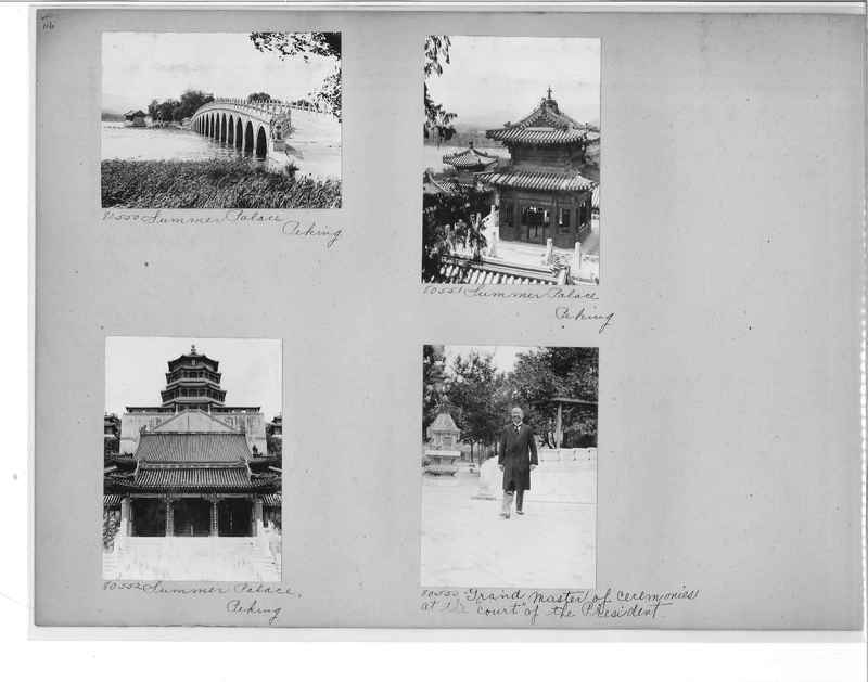 Mission Photograph Album - China #10 pg. 0116