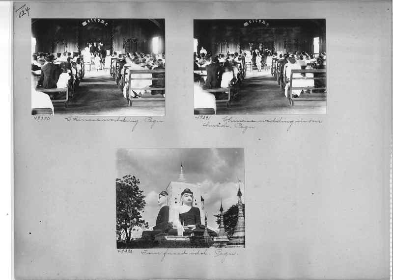 Mission Photograph Album - Burma #1 page 0124