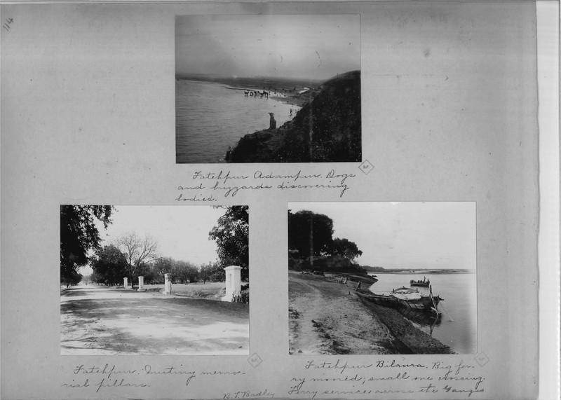 Mission Photograph Album - India - O.P. #02 Page 0114