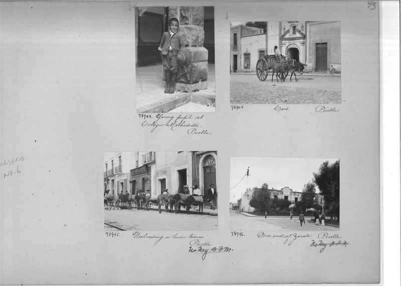 Mission Photograph Album - Mexico #06 page 0043