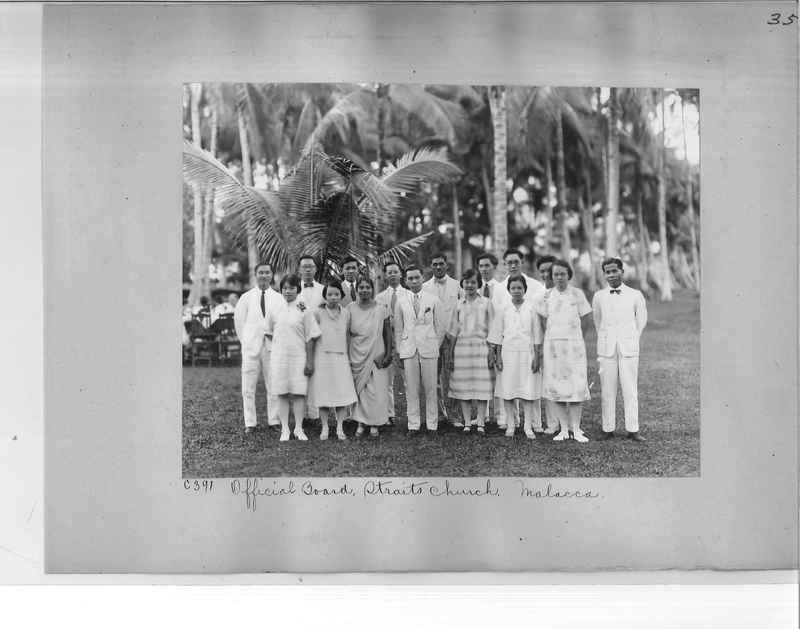 Mission Photograph Album - Malaysia #7 page 0035