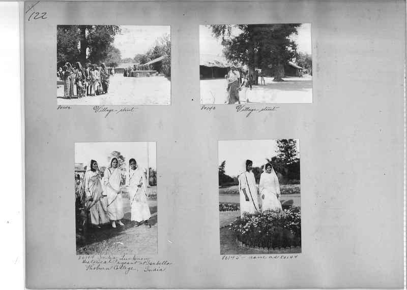 Mission Photograph Album - India #09 Page 0122