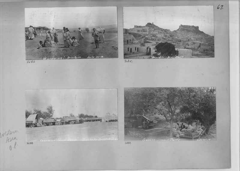 Mission Photograph Album - Western Asia - O.P. - #01 page_0067