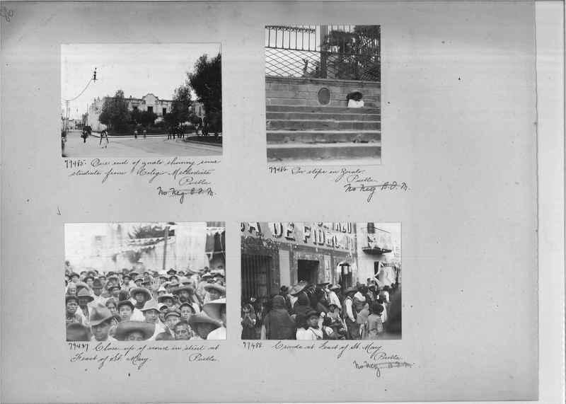 Mission Photograph Album - Mexico #06 page 0086