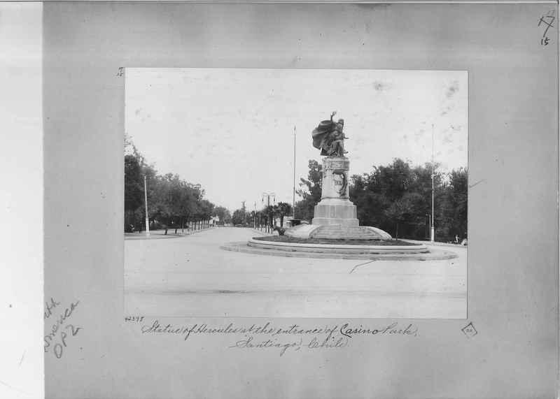 Mission Photograph Album - South America O.P. #2 page 0015
