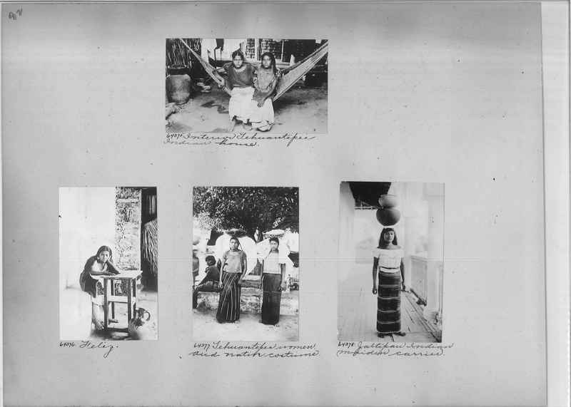 Mission Photograph Album - Mexico #04 page 0082