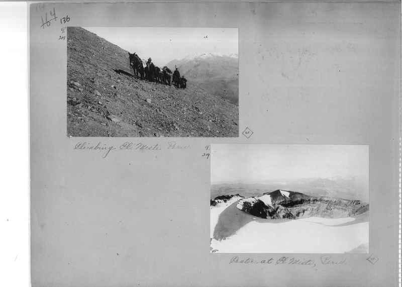 Mission Photograph Album - South America O.P. #2 page 0136