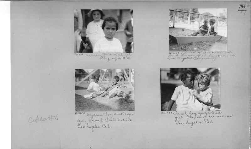 Mission Photograph Album - Cities #6 page 0135