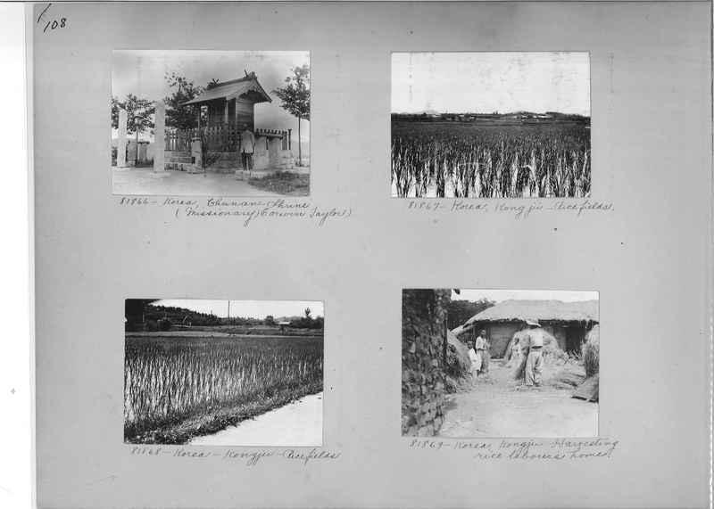 Mission Photograph Album - Korea #5 page 0108