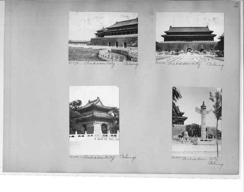 Mission Photograph Album - China #10 pg. 0103