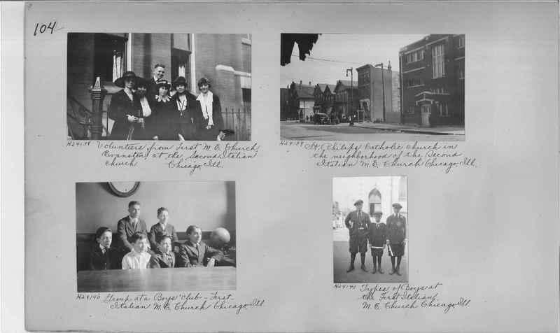 Mission Photograph Album - Cities #11 page 0104