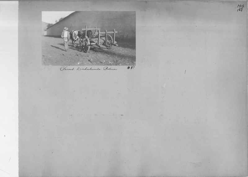 Mission Photograph Album - South America O.P. #1 page 0163
