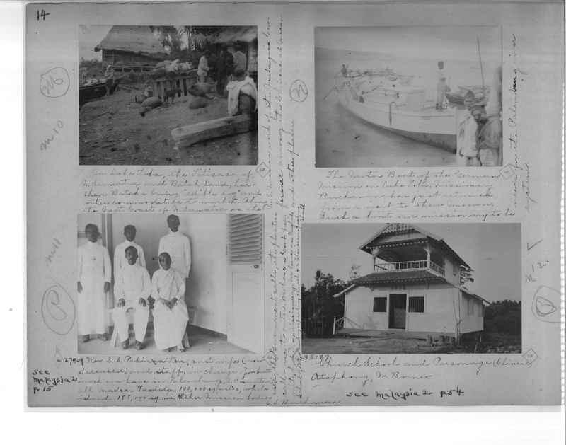 Mission Photograph Album - Malaysia O.P. #1 page 0014