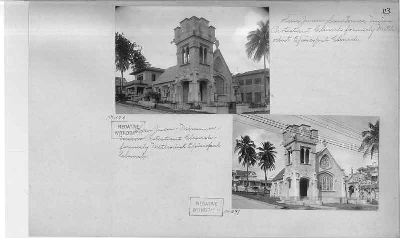 Mission Photograph Album - Puerto Rico #1 page 0113