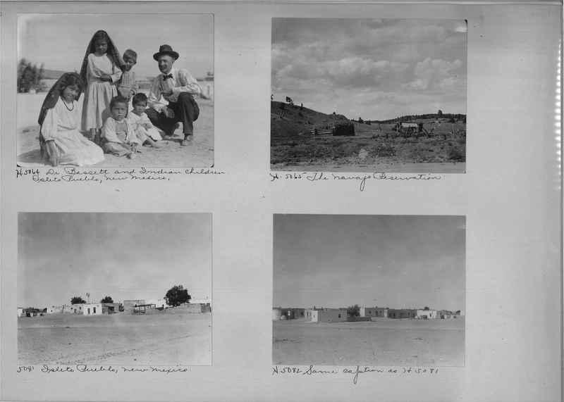 Mission Photograph Albums - Indians #1 page 0122