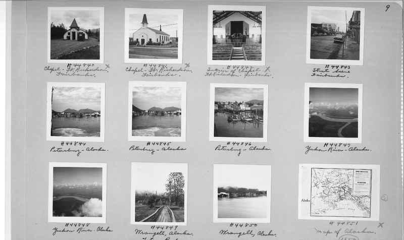 Mission Photograph Album - Alaska #2 page 0009